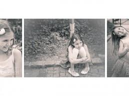 nostalgische natprliche Kinderfotografie