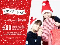 Mini Fotoshooting für Weihnachten
